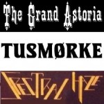 The Grand Astoria (RU) + Tusmørke vs Spectral Haze (NOR)