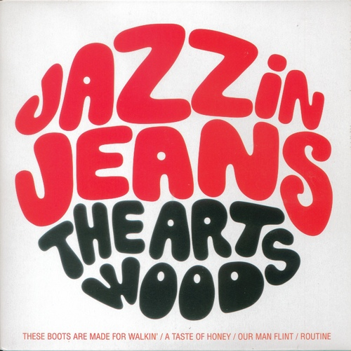 ARTWOODS  Jazz In Jeans EP  front