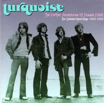 TURQUOISE The Further Adventures... CD