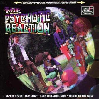 PSYCHOTIC REACTION Street Trash EP 2000