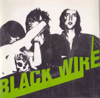 BLACK WIRE Attack Attack Attack sleeve