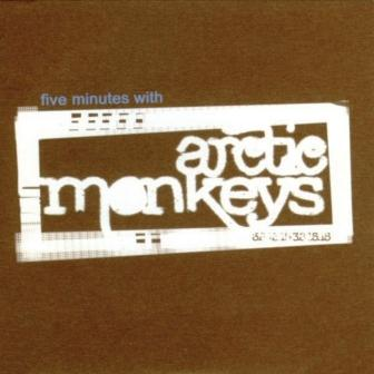 ARCTIC MONKEYS Five Minutes with A.M. front